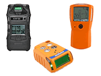 Gas Detectors with IR