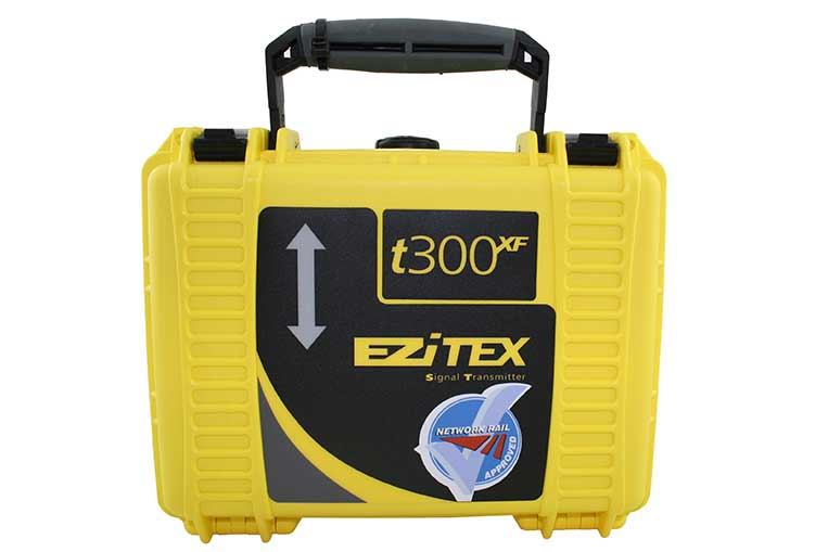 EZiTEX t300xf close up