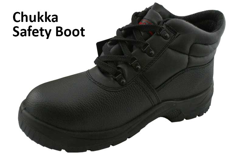 Chukka Safety Boot