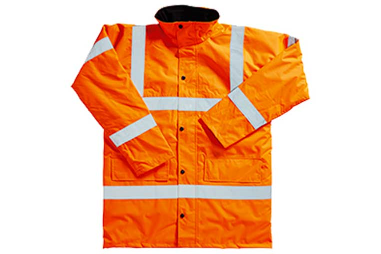 Orange Hi-Viz Coat