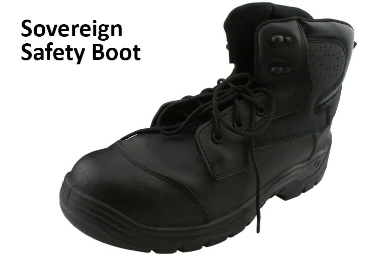 Sovereign Safety Boot