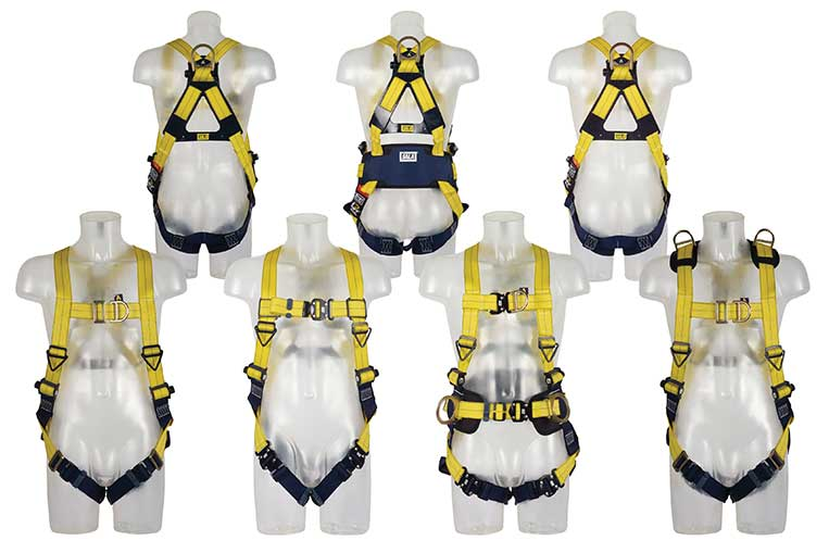 Delta Harness Range