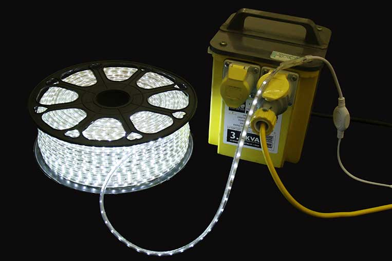 110v LED Rope Lighting