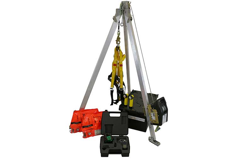 NC3 Confined Space Kit for 2 Man Entry