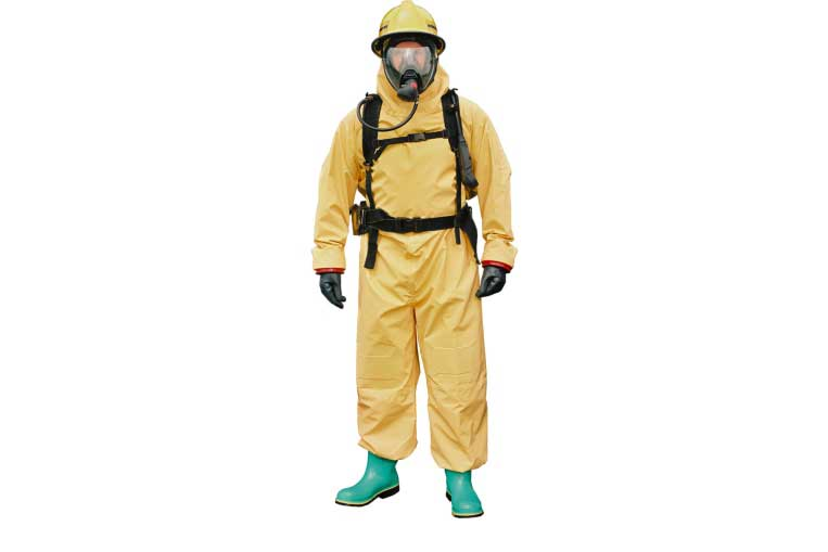 Respirex SC1 Chemical Splash Suit