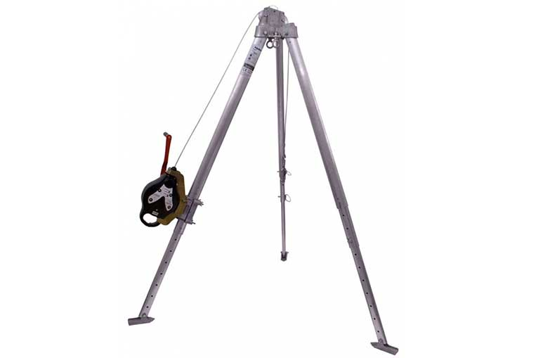 Tripods Ash Safety